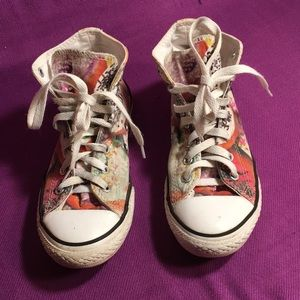 Converse All Stars DONUTS! High tops SZ 3